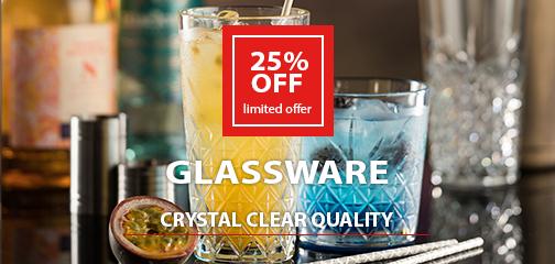 Glassware Offers