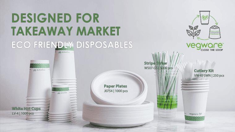Designed For Takeaway Market